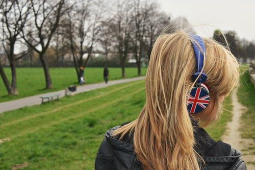 anglická muzika