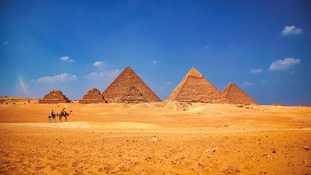 krajina pyramidy