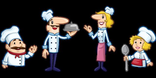 kuchaři a kuchařky
